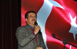 Nihat Zeybekci: İzmir Anadolu'nun merkezi olacak!