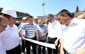 Kocaeli'de bin 800 kişilik yeni spor salonu inşa ediliyor!