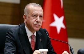 Cumhurbaşkanı Erdoğan'dan konut satışı açıklaması!