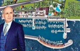 Hasan Akgün'e marina inşaatı davası!