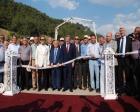 Gediz Termal Tatil Köyü'nün temeli atıldı!