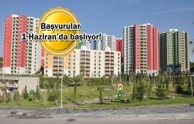 TOKİ'den Ankara'da kurasız satış fırsatı!