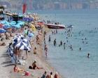 Antalya'ya gelen yabancı turist sayısı yüzde 9,4 azaldı!