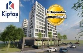 KİPTAŞ Güngören Doğakent projesinde temel atma heyecanı!