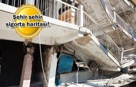 Türkiye'de kaç konutun sigortası var?