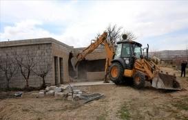 Kapadokya'da son 4 ayda 84 yapı yıkıldı!