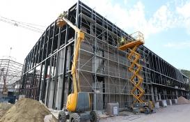 Kocaeli Kongre Merkezi'nin inşaatı son sürat!