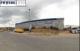 Reysaş GYO Tuzla'daki deposunu 16 milyon TL'ye kiraya verdi!