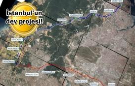 Halkalı-İstanbul Havalimanı Metro Hattı için geri sayım başladı!