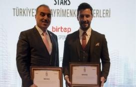 Bahaş Holding'e Türkiye'nin en fazla konut üreten şirketi ödülü!