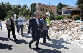 Şanlıurfa Halerlibahçe Çarşısı'nda 66 iş yeri yenilendi!