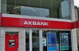 Akbank konut kredisinde faizi yüzde 0,95'e indirdi!