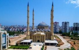 Akdeniz Üniversitesi Camisi, ramazana yetiştirilecek!