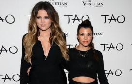 Khloe ve Kourtney Kardashian, ABD'deki evini dekore ettirdi!