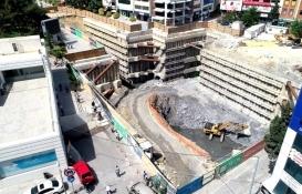 Gebze-Darıca Metro inşaatında üzerine demir düşen işçi hayatını kaybetti!