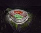 Adana Stadı'nın inşaatı devam ediyor!