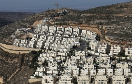 Filistin İsrail'in Batı Şeria'da Yahudiler için binlerce yeni konut inşa etme planını kınadı!