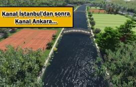 Kanal Ankara, Çevre