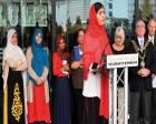 Avrupa'nın en büyük kütüphanesini Pakistanlı Malala açtı!