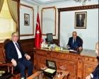 TOKİ Başkanı Mehmet Ergün Turan Kırşehir'de incelemelerde bulundu!