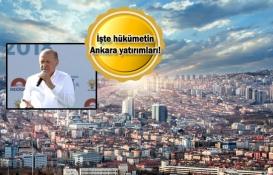Ankara'da 95 bin konut projesi inşa edildi!