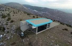 Amasya teleferik projesi YİD ihalesi 14 Ağustos'ta!