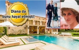 Prens Harry ve Meghan Markle Malibu'dan 20 milyon dolarlık ev alacak!