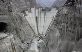 Yusufeli Barajı yükseliyor!