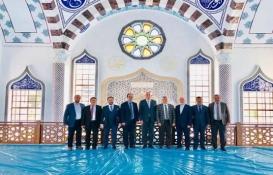 İskenderun Sahil Cami bugün açılıyor!