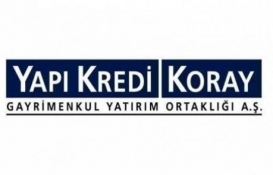 Yapı Kredi Koray GYO Çankaya 2018 yıl sonu gayrimenkul değerleme raporu!