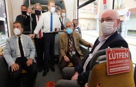 Eskişehir Kumlubey tramvay hattı açıldı!