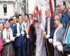 Galata'ya İpek Yolu Dostluk ve Değişim Anıtı dikildi!