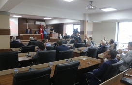 Kapaklı Belediye Meclisi'nden müteahhitleri sevindiren karar!