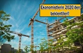 2020'de inşaat sektörü hareketlenecek!