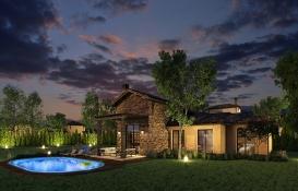 Toskana Orizzonte'de 4.2 milyon TL'ye icradan satılık villa!