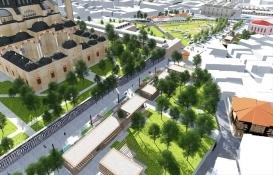 Selimiye Camii çevre düzenleme projesi onaylandı!