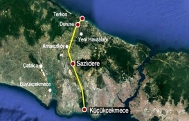 Kanal İstanbul'un 3. Etabının 1/5000 ve 1/1000 Ölçekli imar planı askıya çıktı!