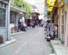 Konya Tarihi Arasta Çarşısı'nda restorasyon çalışmaları başladı!