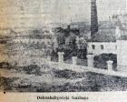 1946 yılında Dolmabahçe Gazhanesi Haliç'e nakledilecek!