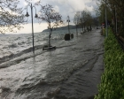 Sapanca Gölü su seviyesi arttı!