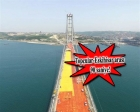 Osman Gazi Köprüsü Ramazan Bayramı'nda kullanıma açılacak!