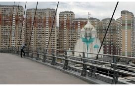 Moskova'daki inşaat şirketlerinin çalışmaya başlamasına Putin'den onay!