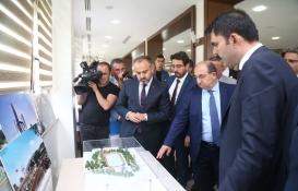 Murat Kurum'dan Bursa