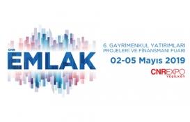 CNR Emlak Fuarı 2-5 Mayıs'ta!