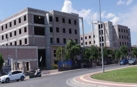 Çanakkale Hilton Otel'in inşaatı durdu!