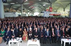 İstanbul Yeni Havalimanı'nın açılış töreni başladı!