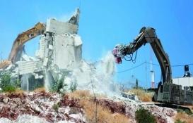Doğu Kudüs'te Filistinlilere ait 70 ev yıkıldı!