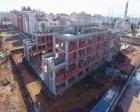 Abdullah Sevimçok Kültür Merkez inşaatu son durum