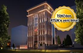 TOKİ RTÜK Beşiktaş binası ihalesi bugün!