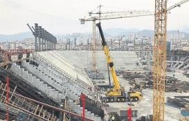 İzmir'deki stadyumlar ne zaman tamamlanacak?